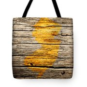 New Jersey 1w Tote Bag