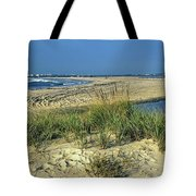 New Jersey Inlet  Tote Bag