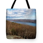New Jersey Mountaintop View Tote Bag