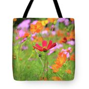 New Jersey Wildflowers Tote Bag