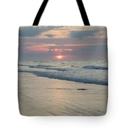 New Jersey - Wildwood Sunrise Tote Bag