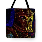 New Knight Of The King's Guard. Mask. Tote Bag