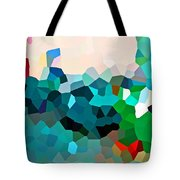 New Light Tote Bag
