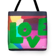 New Love Generation Tote Bag