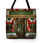 New Market General Store Tote Bag