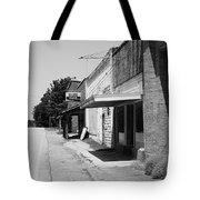 New Market Restaurant Tote Bag