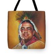 New Mexico Apache Dancer Tote Bag