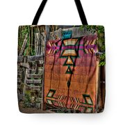 New Mexico Blanket Tote Bag