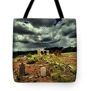 New Mexico Graveyard Tote Bag