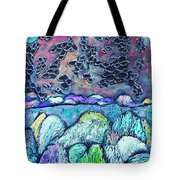 New Mexico Landscape Tote Bag