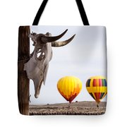 New Mexico Morning Tote Bag