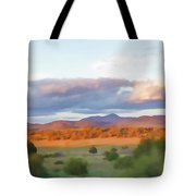 New Mexico Pastel Tote Bag