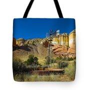 New Mexico Ranch Tote Bag