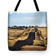 New Mexico Road Tote Bag