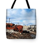 New Mexico Tractor Tote Bag