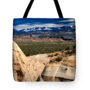 New Mexico Vista Tote Bag