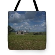New Mexico Wind Mill Tote Bag