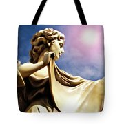 New Orleans Angel Tote Bag