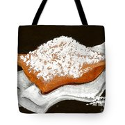 New Orleans Beignet Tote Bag