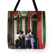 New Orleans Bourbon Street 2004 #44 Tote Bag