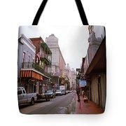New Orleans Bourbon Street 2004 #45 Tote Bag
