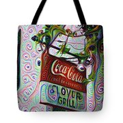 New Orleans - Clover Grill Tote Bag