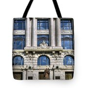 New Orleans Court Building Tote Bag