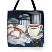 New Orleans Favorites Tote Bag