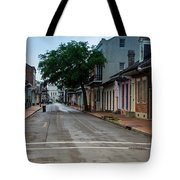 New Orleans French Quarter Special Morning Tote Bag