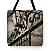 New Orleans Gaslight Tote Bag