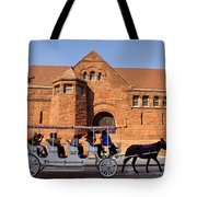 New Orleans Louisiana - Sightseeing Tote Bag