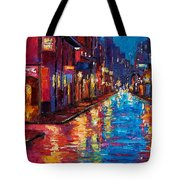 New Orleans Magic Tote Bag