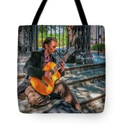 New Orleans Musician - Chris Craig Tote Bag