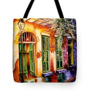 New Orleans Mystery Tote Bag