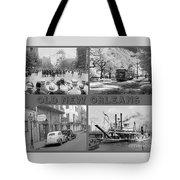 New Orleans Nostalgia Tote Bag