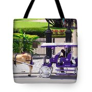 New Orleans Royal Carriage Tote Bag