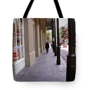 New Orleans Sidewalk 2004 Tote Bag