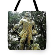 New Orleans Statues 1 Tote Bag