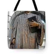 New Orleans Statues 5 Tote Bag
