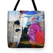 New Orleans Statues 9 Tote Bag