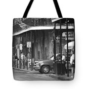 New Orleans Street Photography 2 Tote Bag