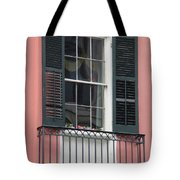New Orleans Windows 4 Tote Bag