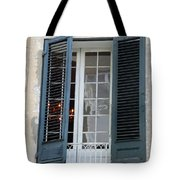 New Orleans Windows 5 Tote Bag