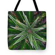 New Palm Leaves Tote Bag