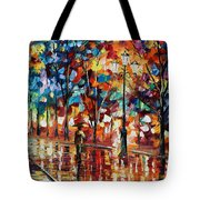 New Park Tote Bag