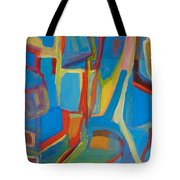 New Pathways #3 Tote Bag