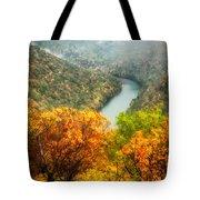 New River Gorge Wv Tote Bag