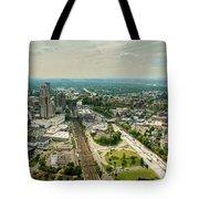New Rochelle 3 Tote Bag