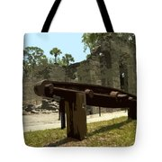 New Smyrma Sugar Mill Tote Bag by Allan  Hughes
