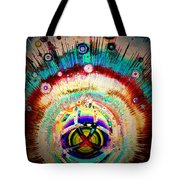 New Solar System Is Born Tote Bag